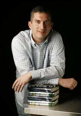 James Dashner author The Maze Runner The Scorch Trials The Death Cure The Kill Order