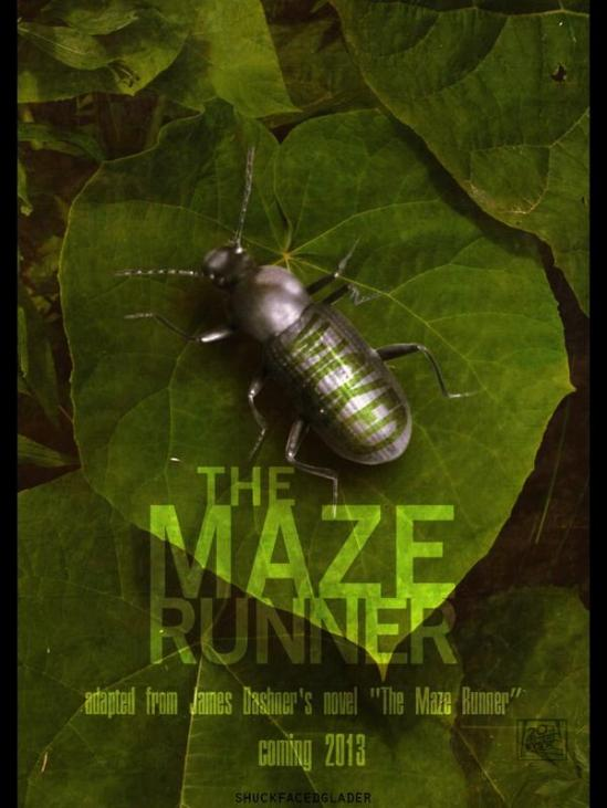 Maze Runner Fanmade Movie Poster By shuckfacedshank
