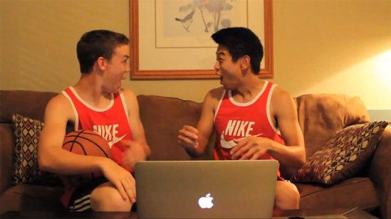 will-poulter-ki-hong-lee-video