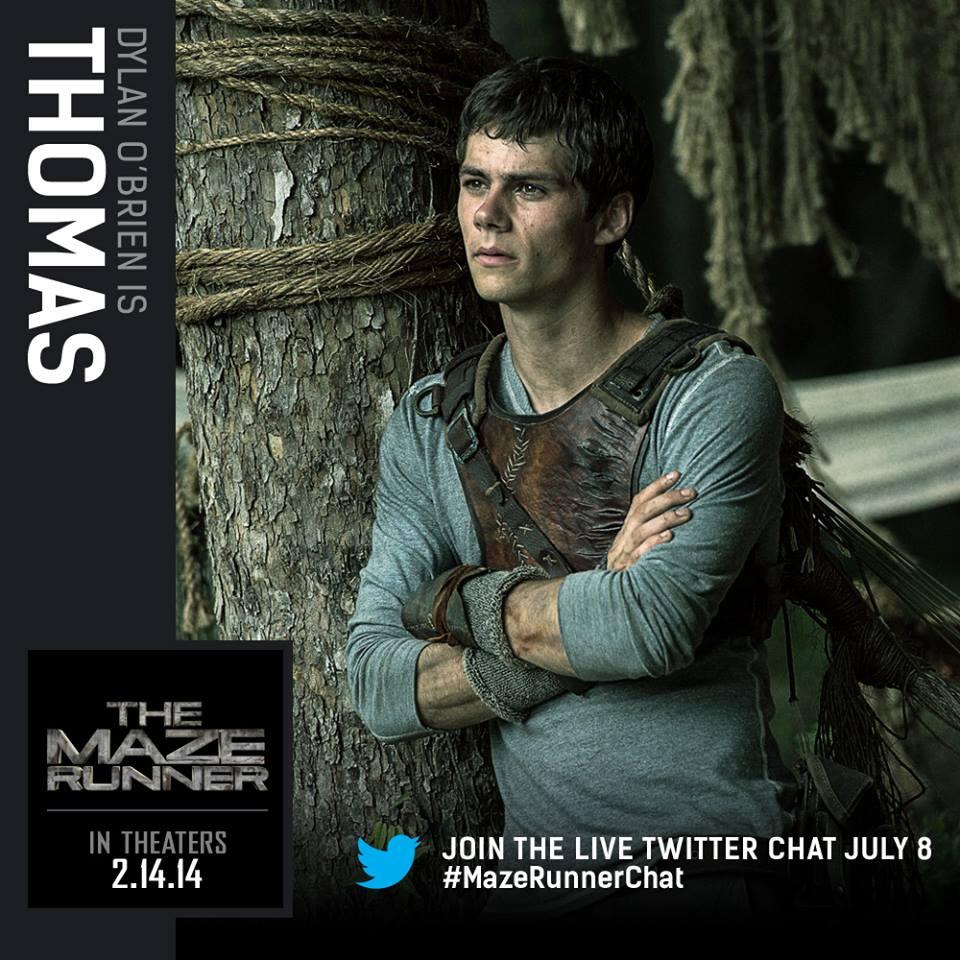 thomas maze runner
