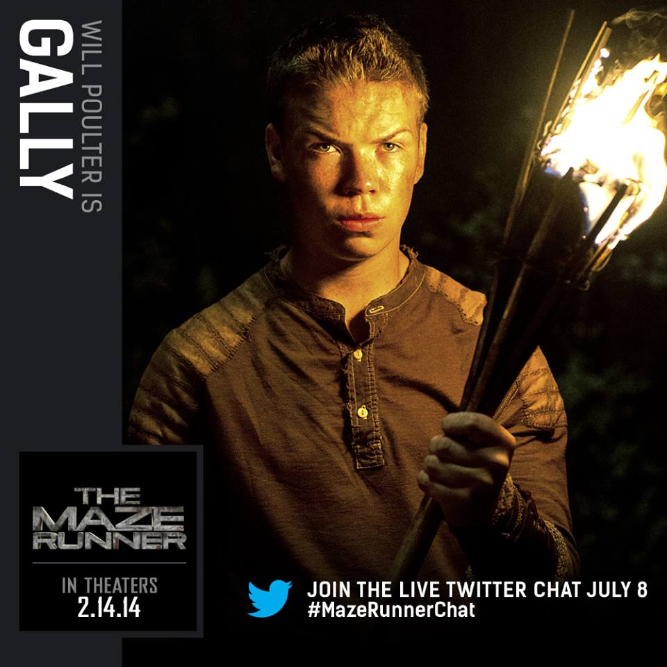 THE MAZE RUNNER Cast To Be on Live Twitter Chat ...