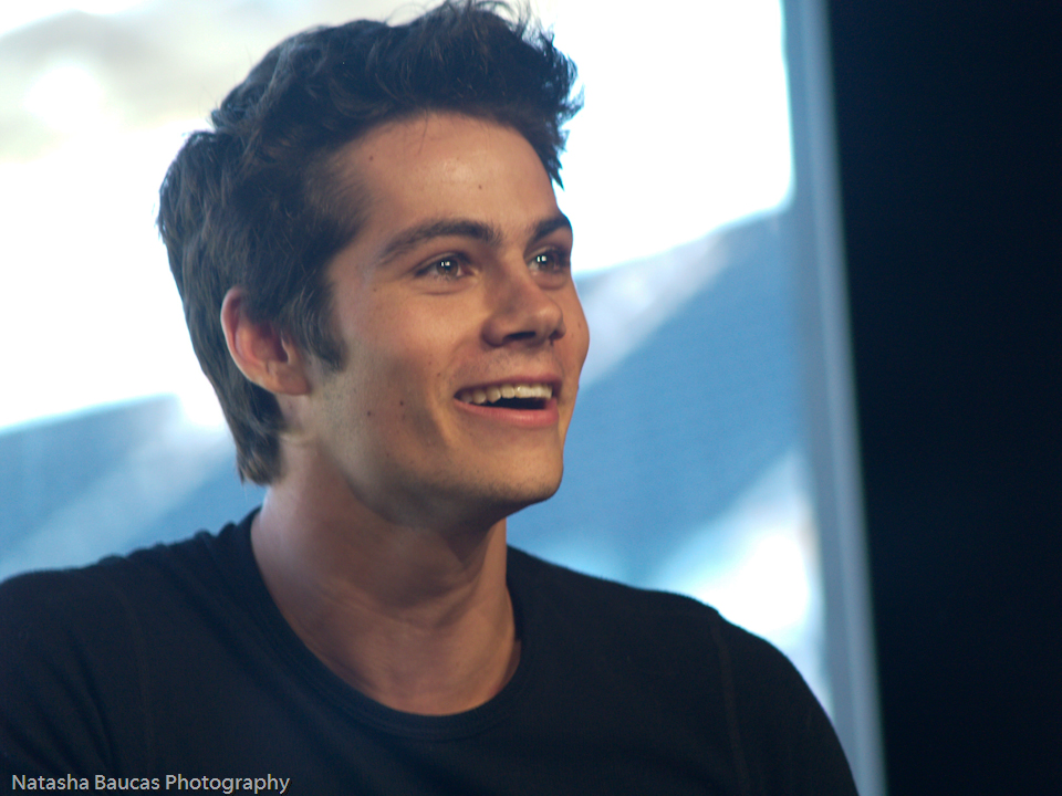The Maze Runner at NerdHQ 2013