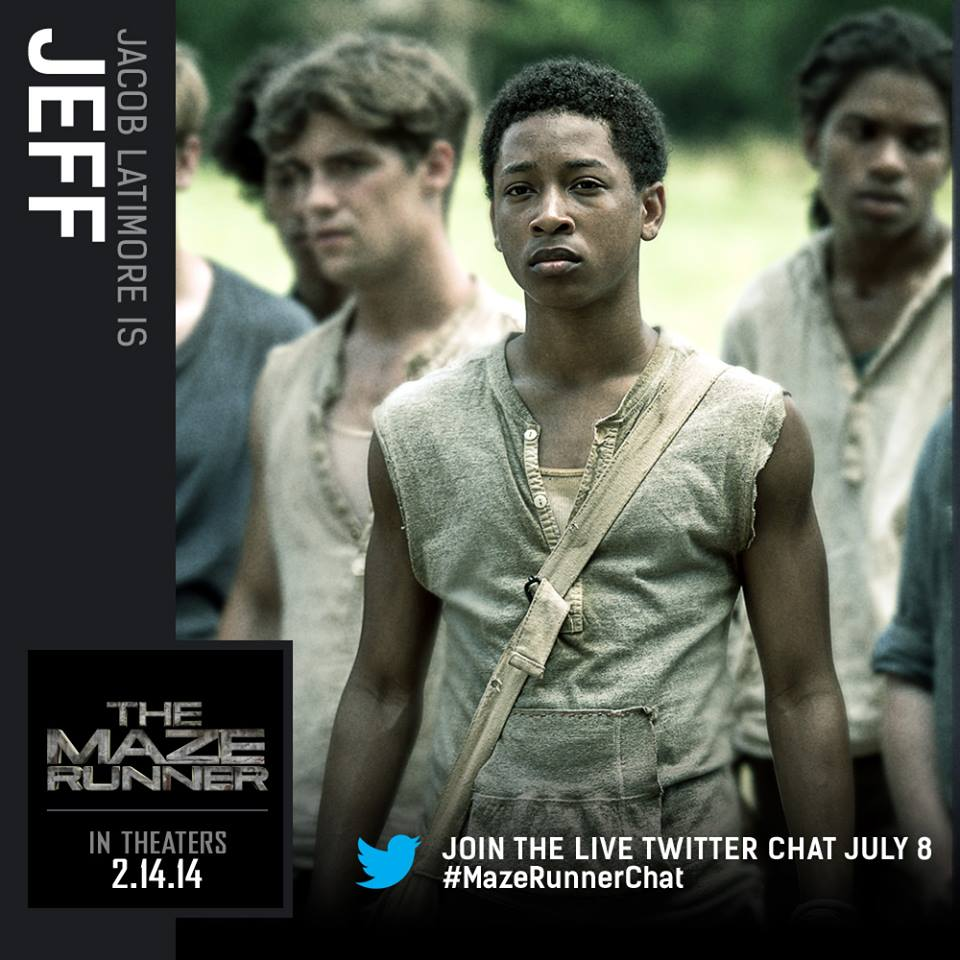 Jacob Latimore | Maze Runner Fandom