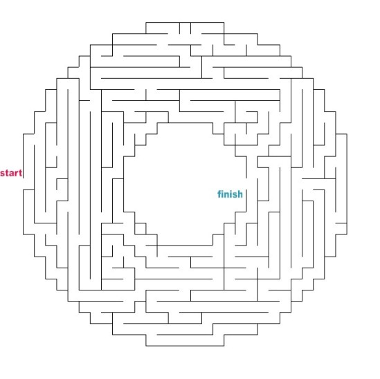 Week 9 Maze